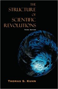 Cover of Structure of Scientific Revolutions